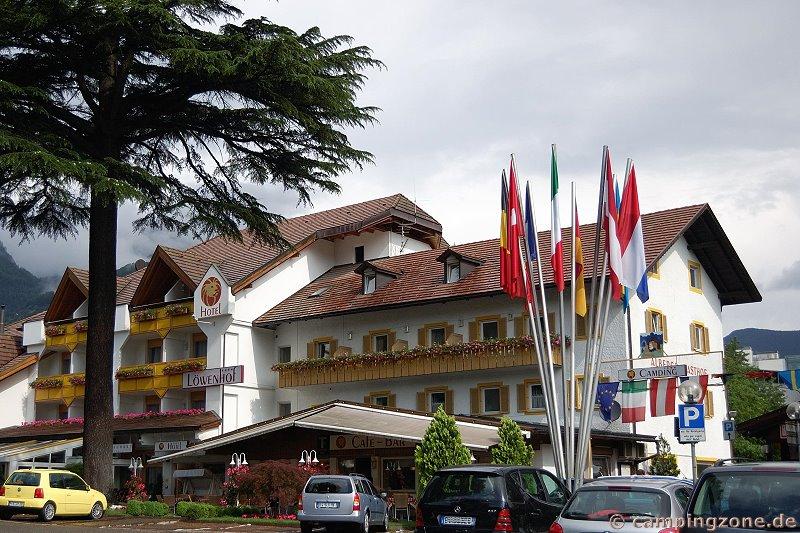 Hotel Restaurant Pacher Neustift Vahrn